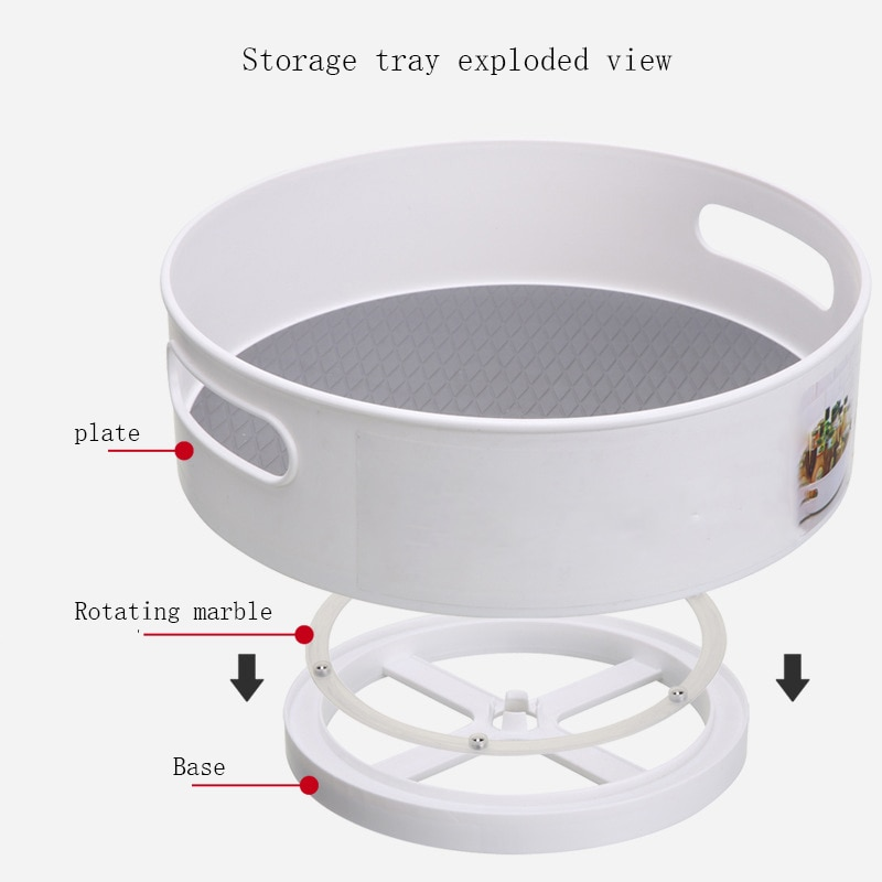 Store & Rotate Tray